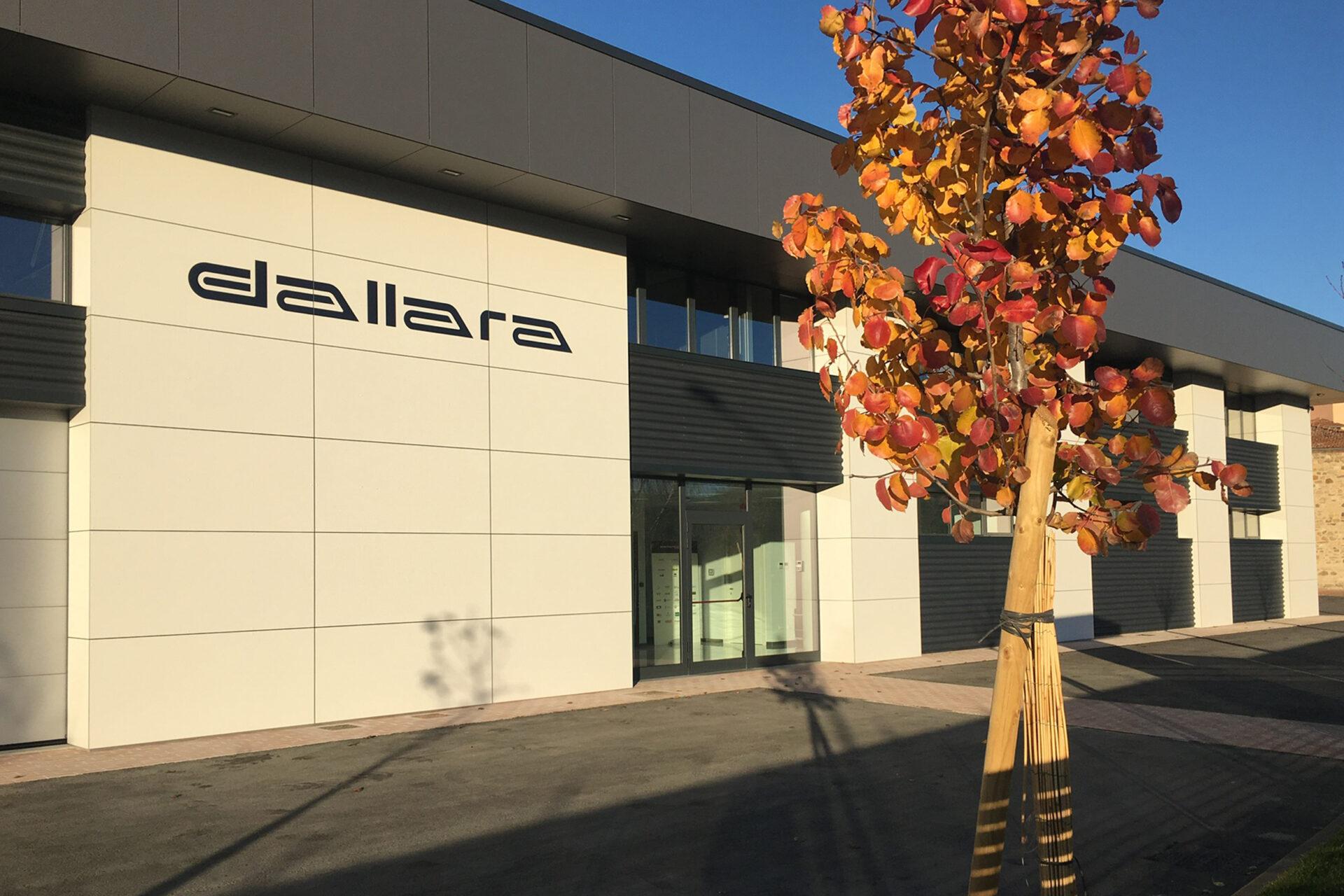 Immagine per Restyling capannoni Dallara