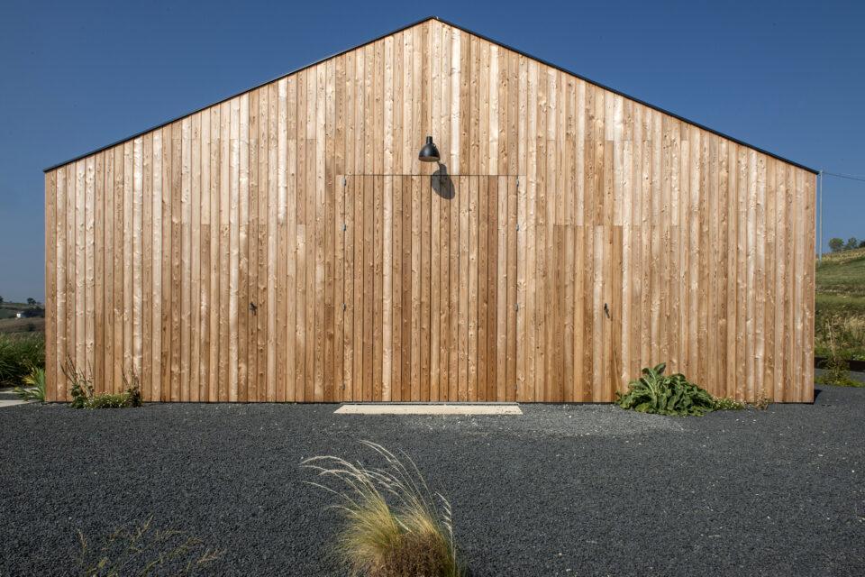 Immagine per Villa privata rivestita in legno a Piozzano - 6