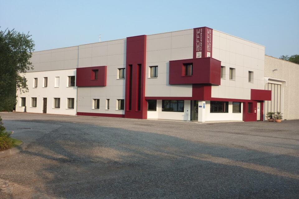 Immagine per Riqualificazione edificio 2 Effe Engineering