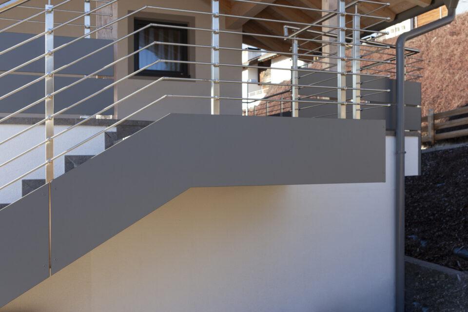 Immagine per Restyling balconi a Cavalese - 3