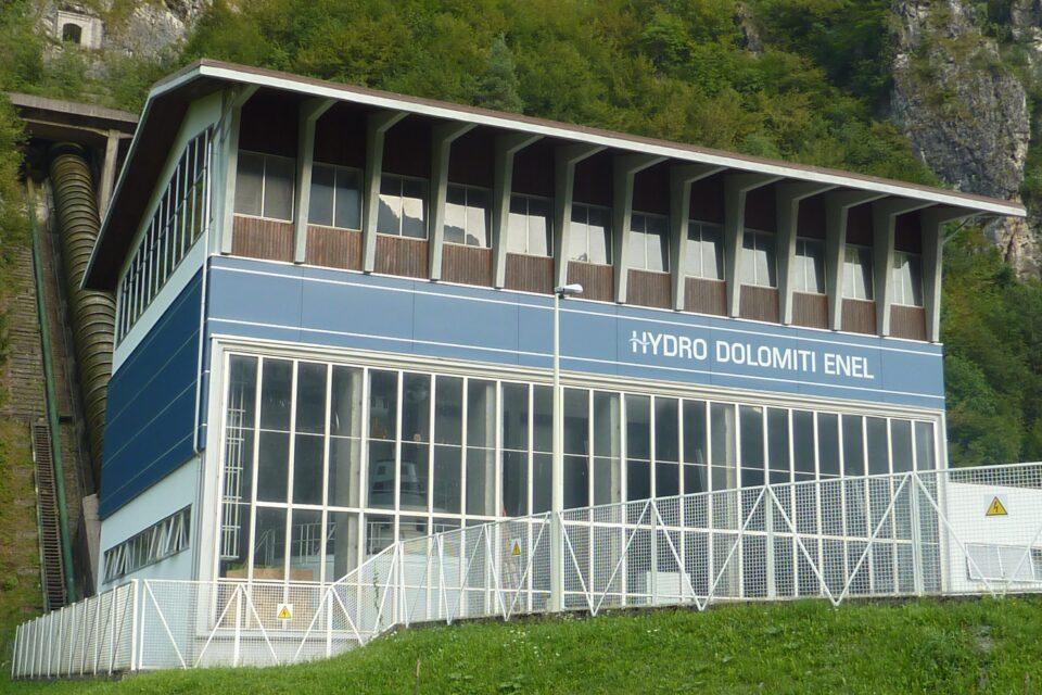 Immagine per Restyling facciata Centrale idroelettrica - 2