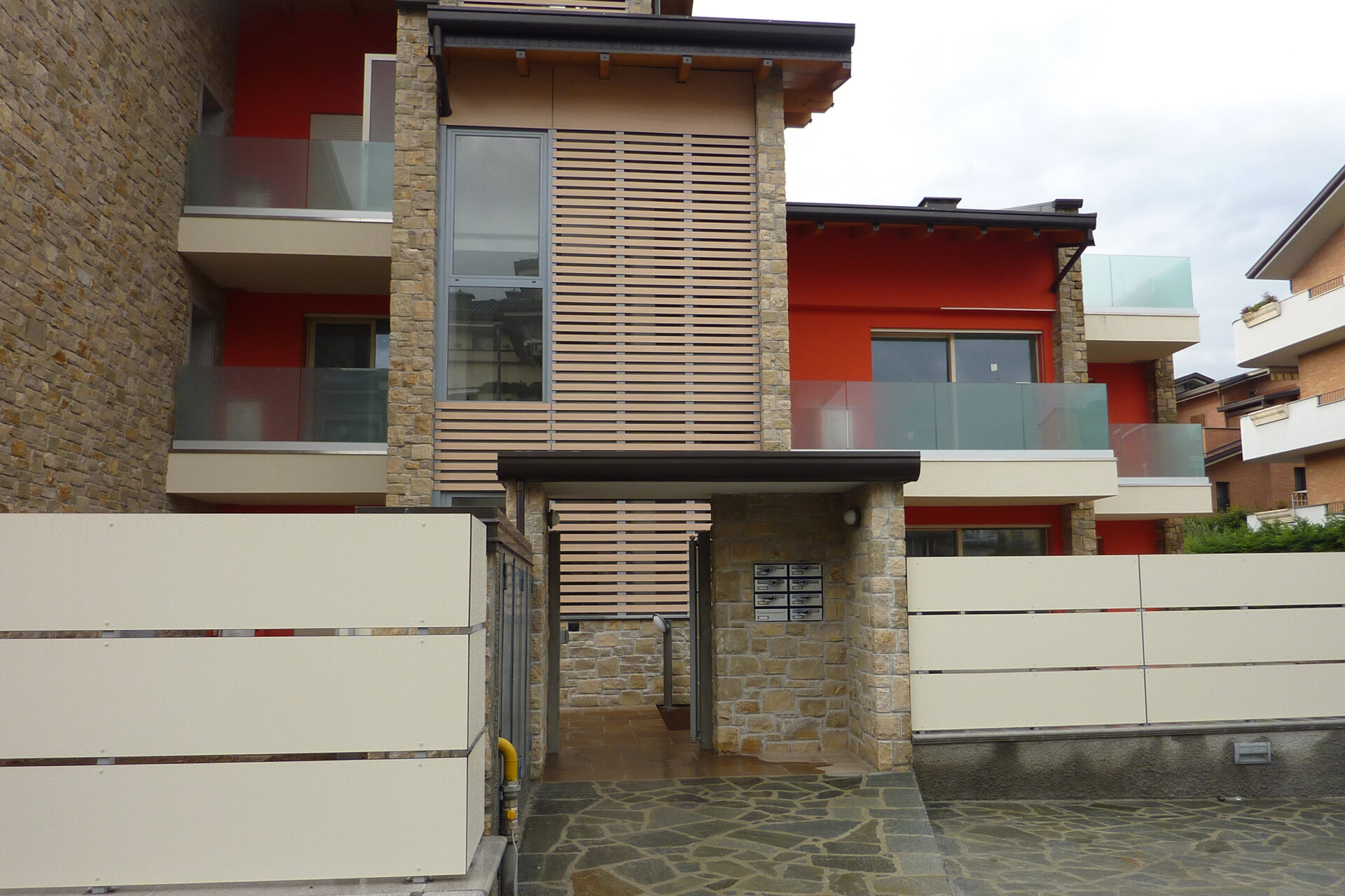 Immagine per Complesso residenziale a Senago