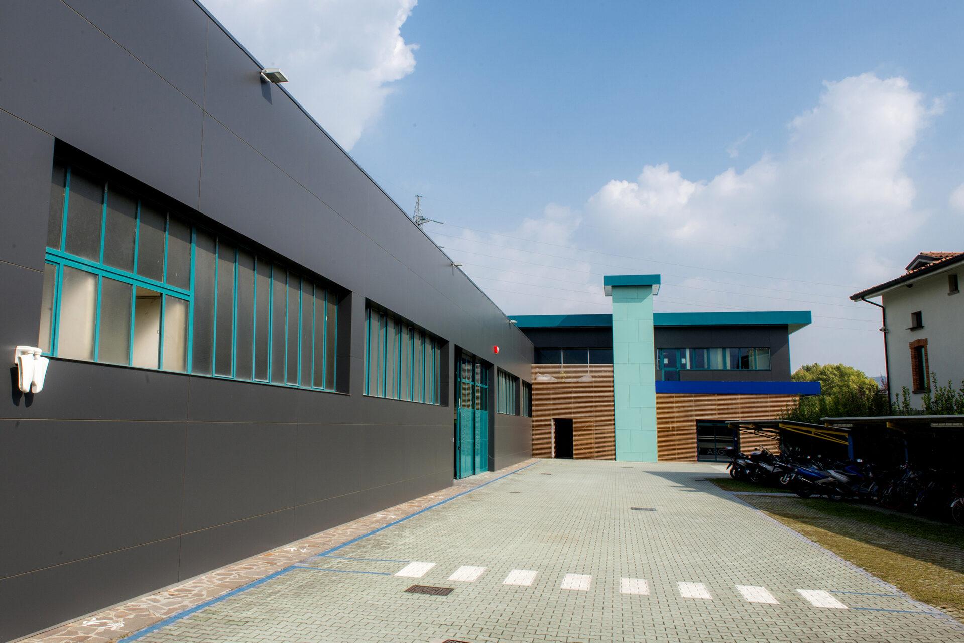 Immagine per Riqualificazione edificio Argomm