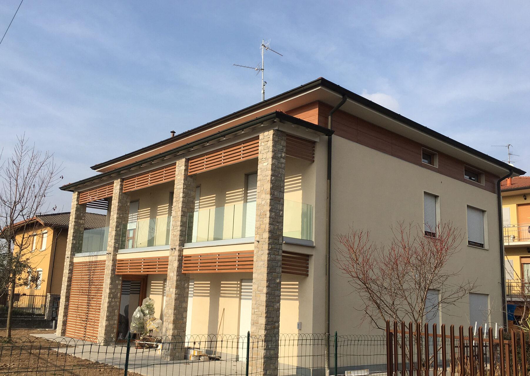 Immagine per Lifting edificio residenziale a Mapello
