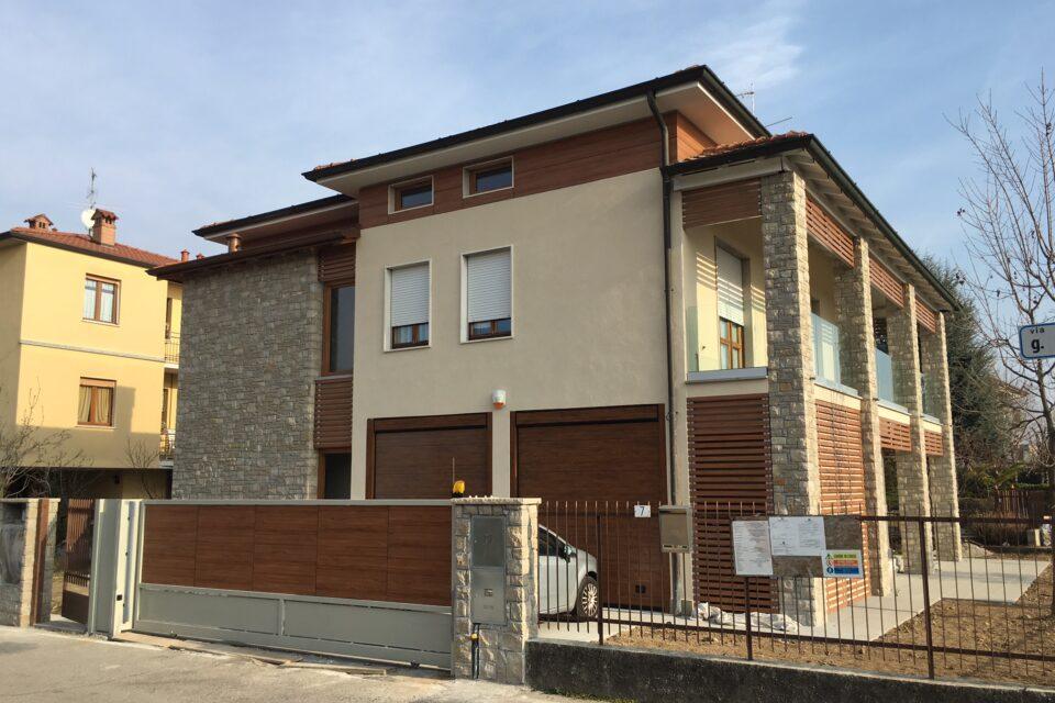 Immagine per Lifting edificio residenziale a Mapello - 3