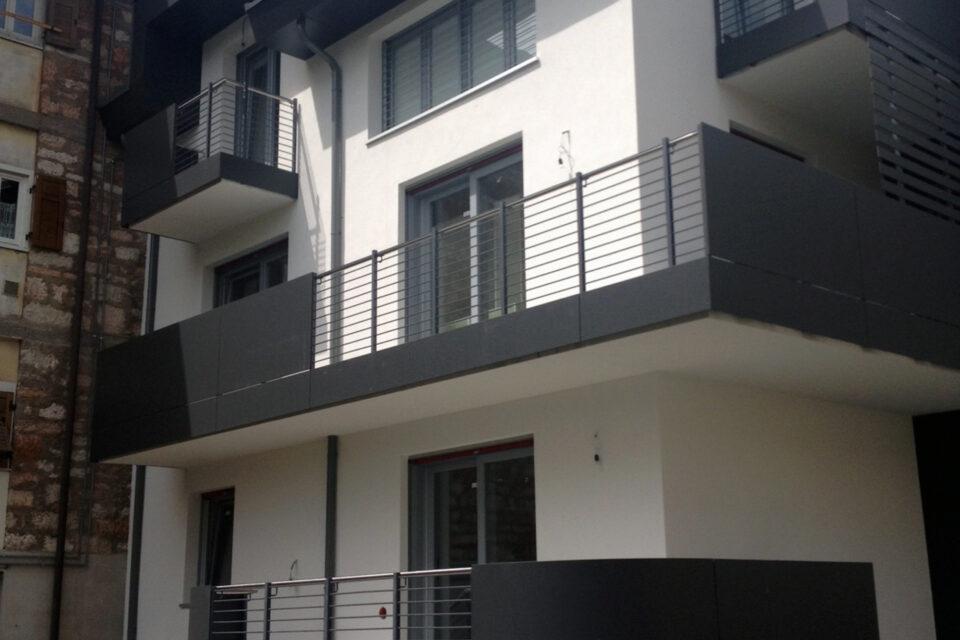 Immagine per Lifting edificio residenziale a Trento
