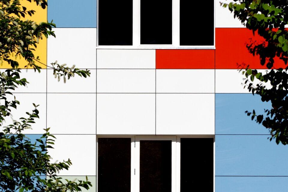 Immagine per Scuola a colori in hpl a Albiano - 5
