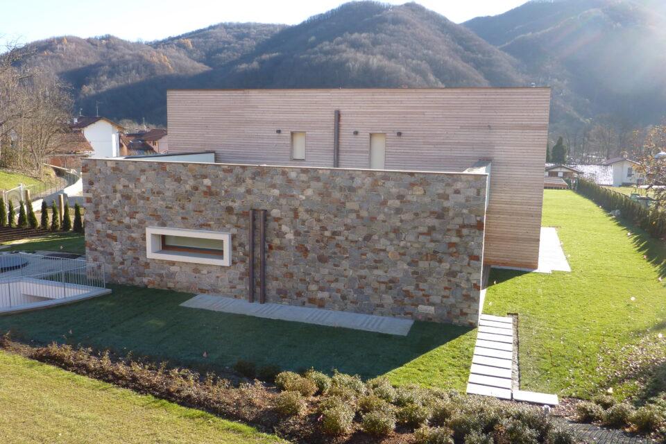 Immagine per Villa in legno a Borgosesia - 3
