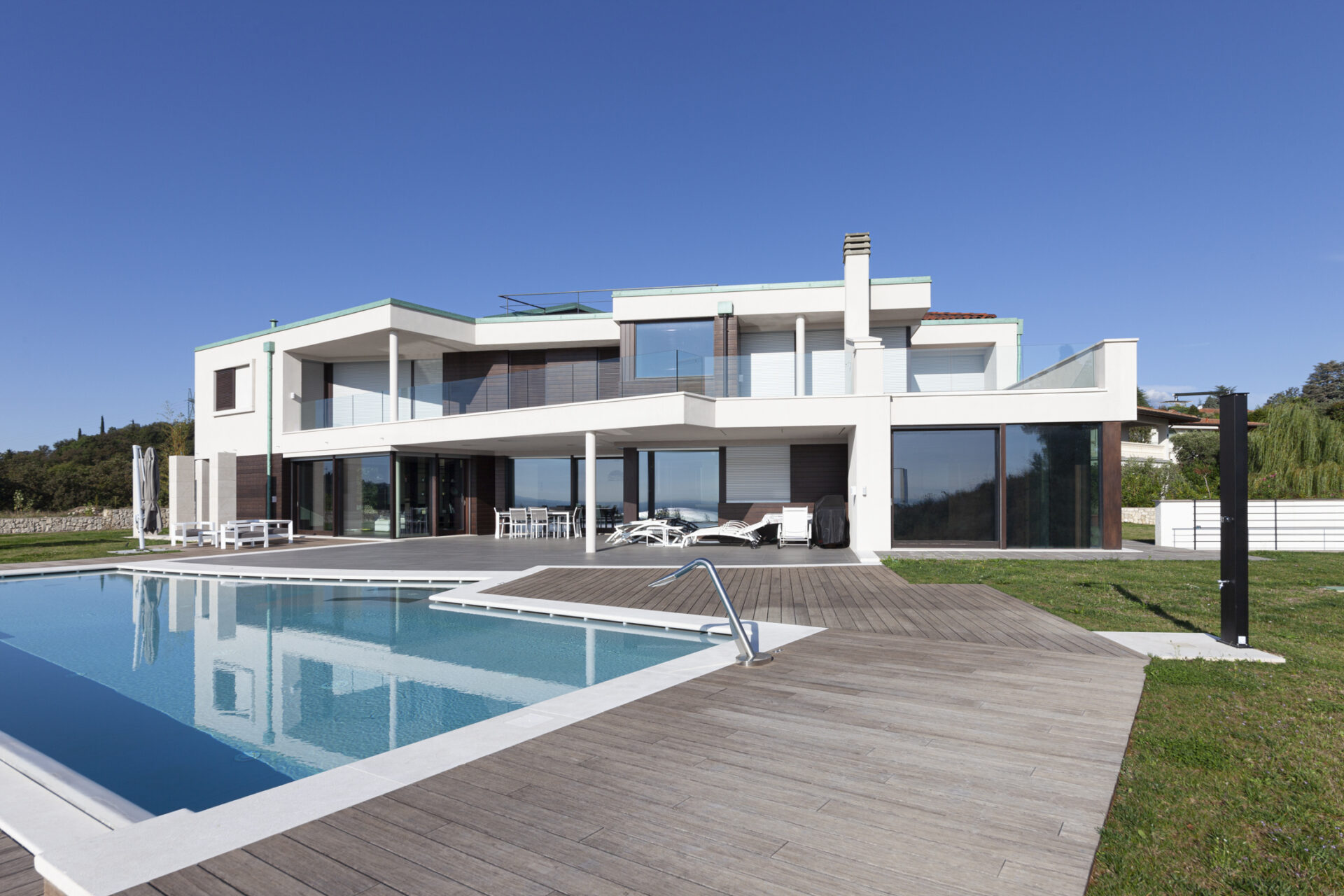 Immagine per Villa con piscina a Padenghe