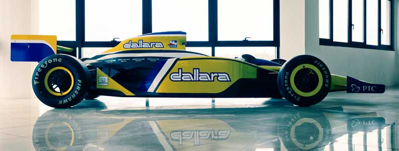 Immagine per Proseguono i lavori alla Dallara Automobili di Varano de' Melegari