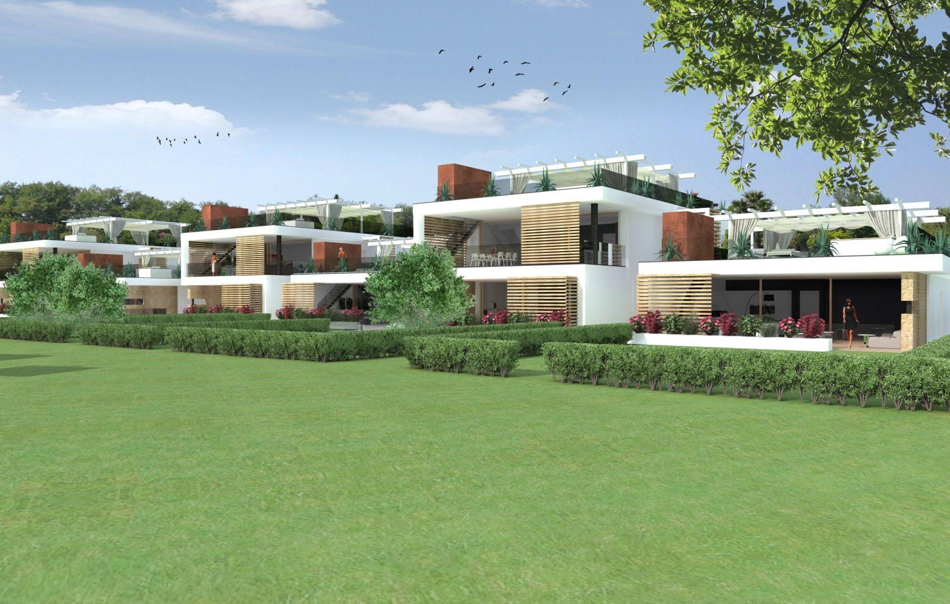 Immagine per Prossima realizzazione Kessler Luxury Apartments